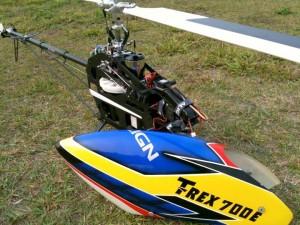 T-Rex 700E